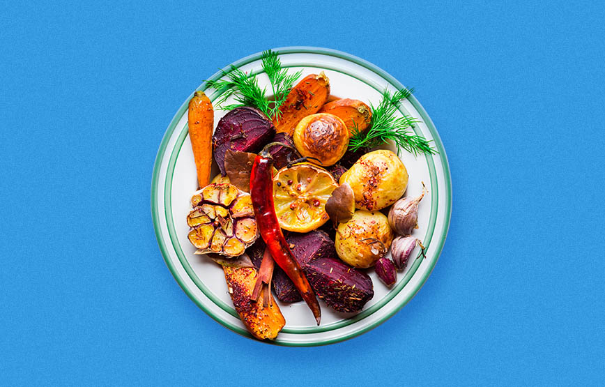Vegetable Roast